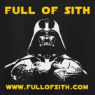 Full Of Sith T-Shirt