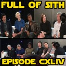 Episode CXLIV: The Force Awakens Supershow with Bryan and Amy