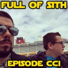Episode CCI: Star Wars Day at Sea and the Star Wars Half Marathon