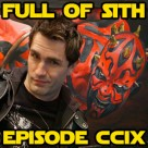 Episode CCIX: Sam Witwer Talks Darth Maul