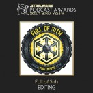 Star Wars Podcast Awards – 2017: Editing Fan Vote Winner