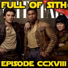 Episode CCXVIII: Star Wars 40th Anniversary