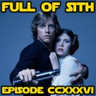 Episode CCXXXVI: Luke and Leia