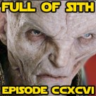 Episode CCXCVI: One Year of The Last Jedi