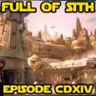 Episode CDXIV: Amy Ratcliffe and the Art of Galaxy's Edge